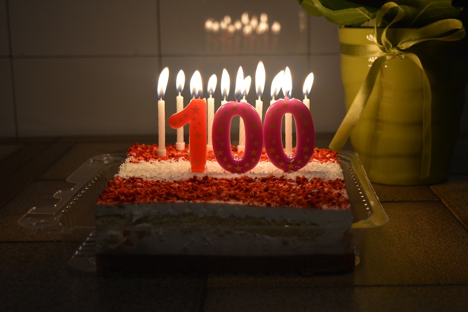 Happy 100th Birthday to These 100 People, Places and Things